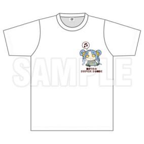 『鬼哭街』ハイグレードTシャツ NITRO SUPER SONIC【男性用Lサイズ】