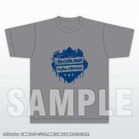 オリジナルデザインTシャツ for rhythm carnival(街) 【Lサイズ】