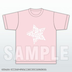 オリジナルデザインTシャツ for rhythm carnival(星) 【Lサイズ】