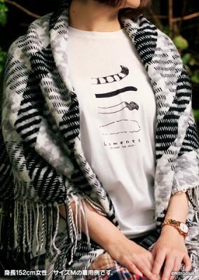Lamento -BEYOND THE VOID- オリジナルモノトーンTシャツ【Mサイズ】