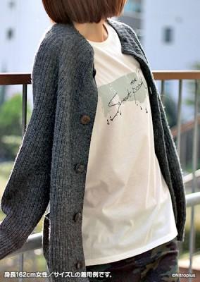 sweet pool オリジナルモノトーンTシャツ【Lサイズ】