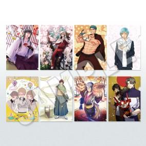刀剣乱舞-ONLINE- 一周年記念祝画クリアファイルコレクションvol.1