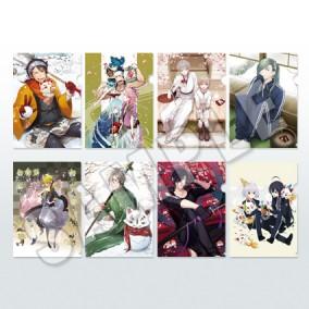 刀剣乱舞-ONLINE- 一周年記念祝画クリアファイルコレクションvol.3