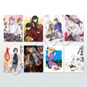刀剣乱舞-ONLINE- 一周年記念祝画クリアファイルコレクションvol.4