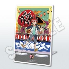 刀剣乱舞-ONLINE- 一周年記念祝画アクリルミラースタンド(愛染国俊)