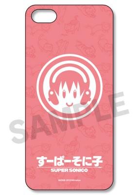 """Nitroplus iPhone5ケース """"すーぱーそに子"""" vol.1"""