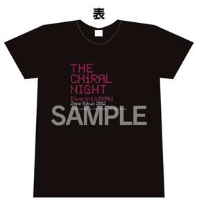 THE CHiRAL NIGHT -Dive into DMMd- ライブTシャツ【メンズ M】