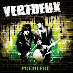 「premiere」/VERTUEUX(ヴェルトゥー) 1stアルバム【GRE-16】