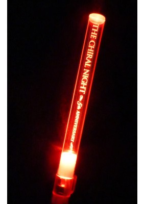 「THE CHiRAL NIGHT 5th ANNIVERSARY」ペンライト【赤色】