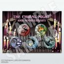THE CHiRAL NIGHT 10th ANNIVERSARY ライブマスコット缶バッジセット