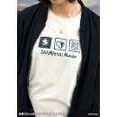 DRAMAtical Murder オリジナルモノトーンTシャツ【Lサイズ】