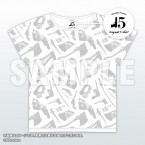 Nitroplus15周年記念Tシャツ(でじたろうプロデュースVer.)