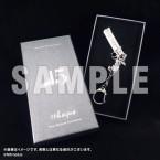 Nitroplus15周年メタルキーホルダー『斬魔大聖デモンベイン』イタクァ
