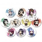 「Thunderbolt Fantasy 東離劍遊紀」缶バッジコレクション 20個入りBOX